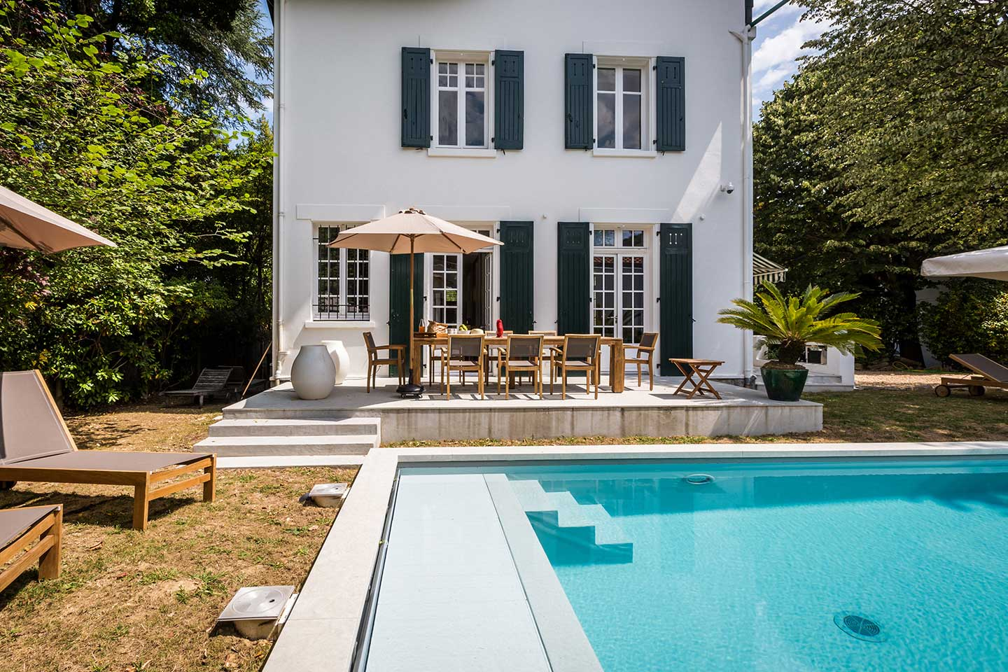 18 Location Biarritz ELEGANCE