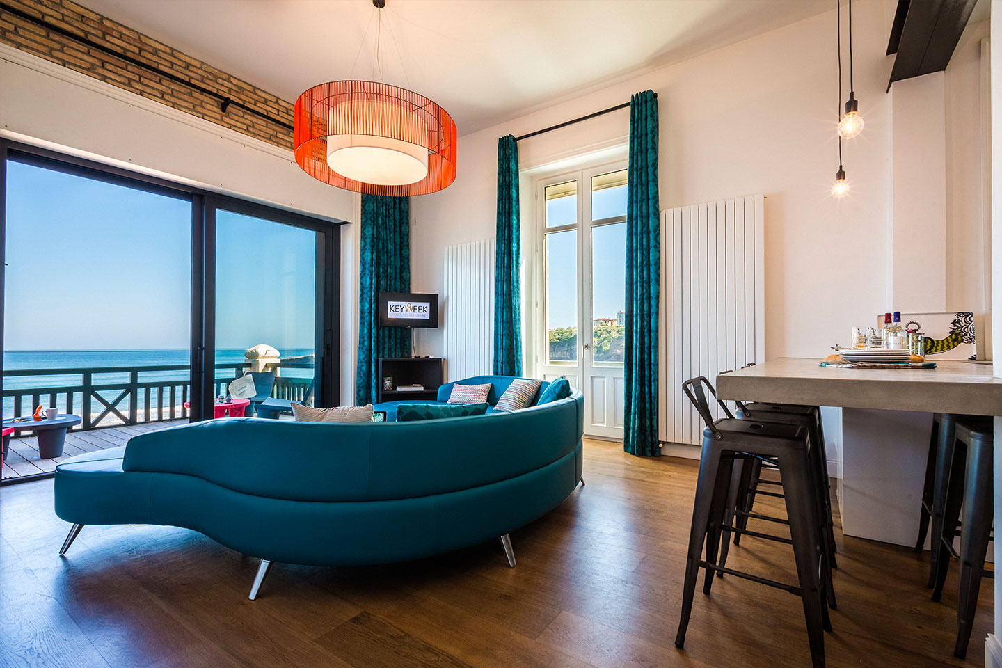 MIRAMAR, Vacation Rental Biarritz