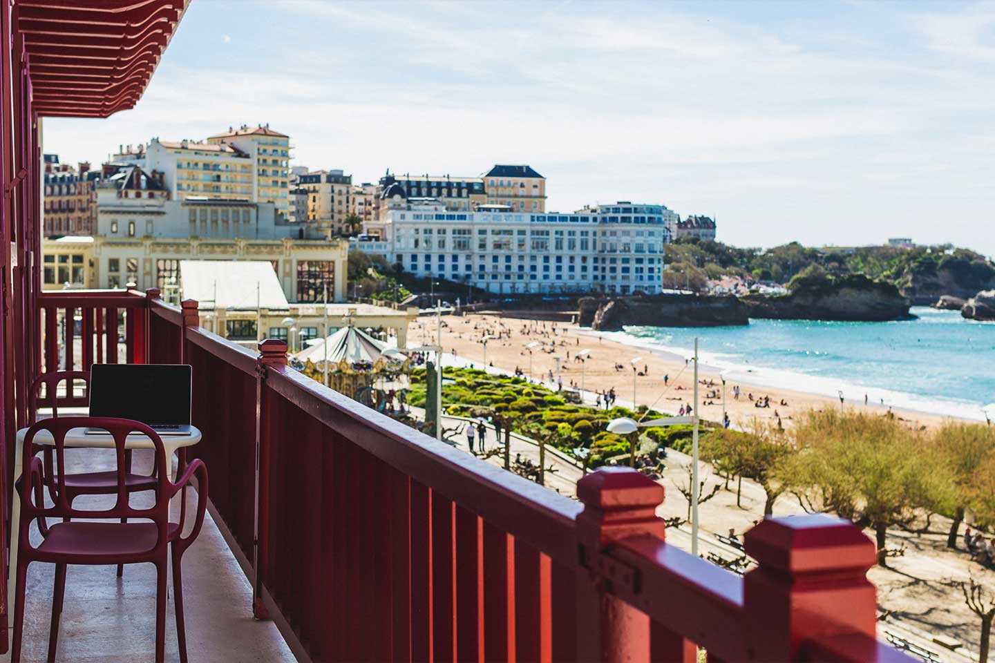 16 Location Biarritz SEASIDE