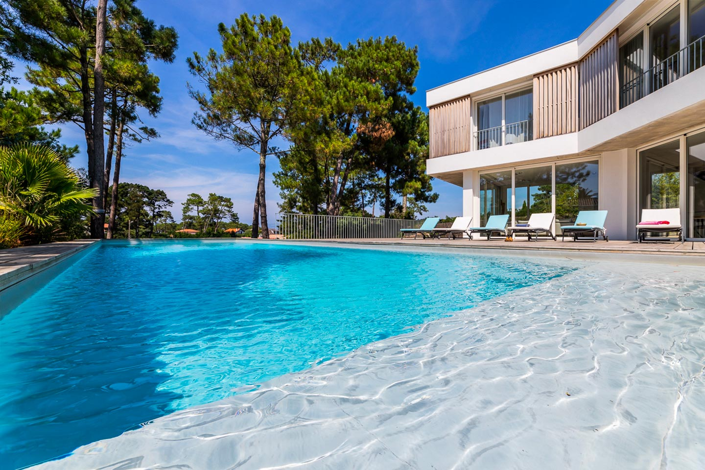 ARENA Stunning villa rental in Anglet with swimming pool