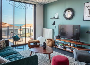 HONDARTZA • Appartement