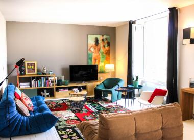 OSSUNA • Appartement