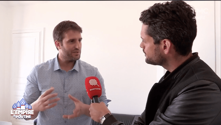 agence keyweek biarritz interview quotidien TF1
