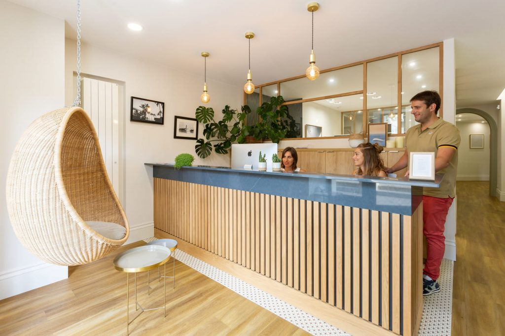 agence keyweek location saisonniere biarritz pays basque bureaux