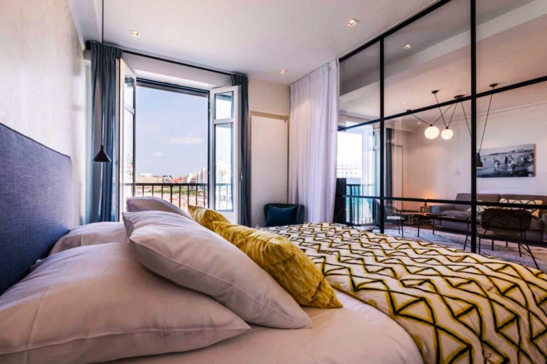 location vacances pays basque appartement vue mer biarritz beachview