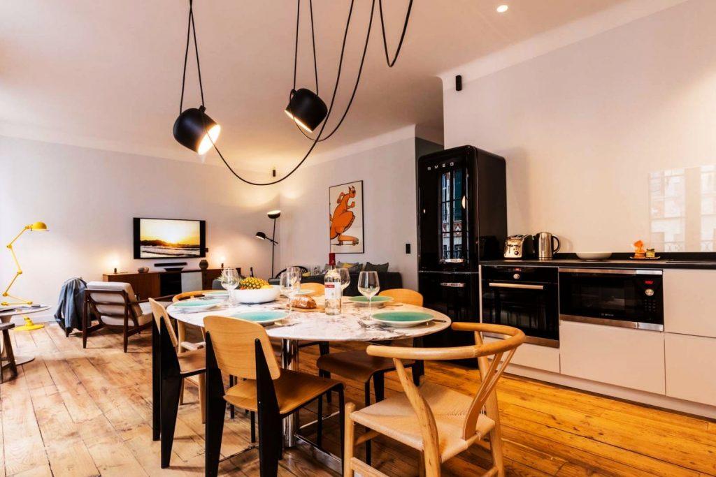 location saisonnière pays basque appartement biarritz