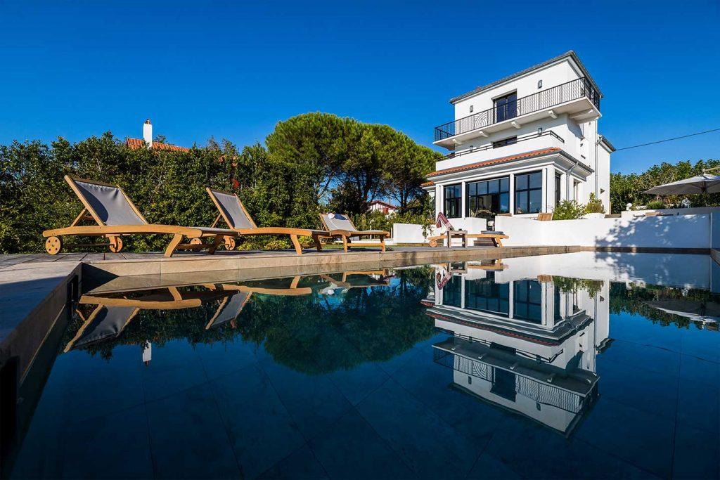 location vacances pays Basque villa avec piscine Anglet gallery