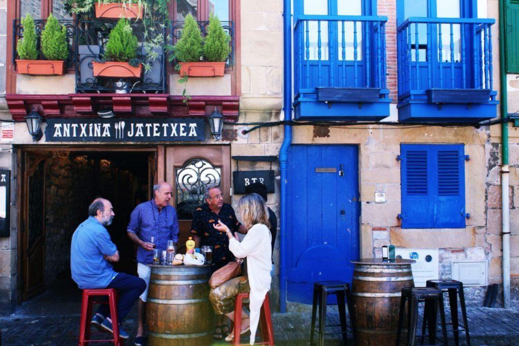 que visiter au pays basque hondarribia