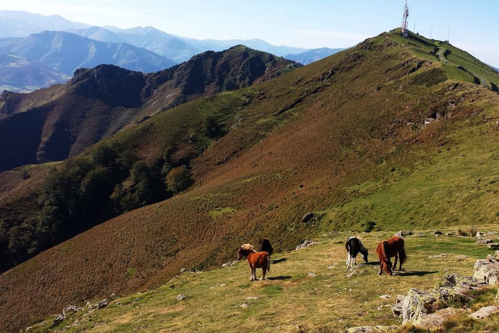 location vacances pays basque randonnees incontournables baigura