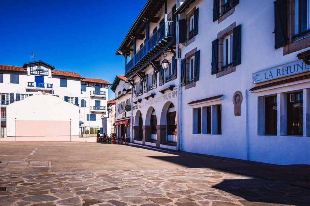 location vacances pays basque plus beaux villages