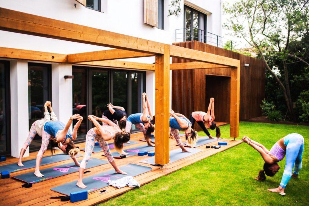 location vacances pays basque conciergerie services yoga